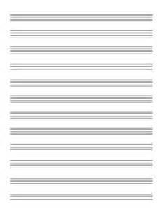 manuscript paper pdf songseek free download