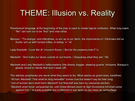 themes of othello appearance vs reality macbeth essay appearance vs reality durdgereport886 web