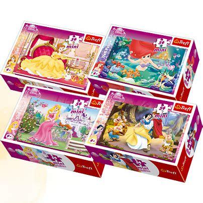 mini puzzle 1 princesses trefl mini puzzles 187 trefl product catalog