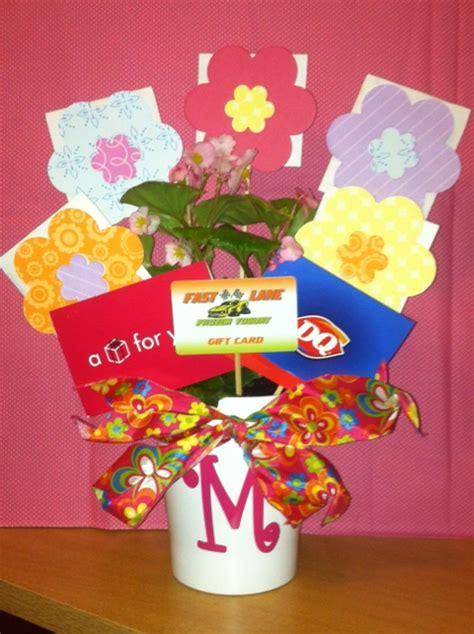 Teacher Gift Card Tree - pinterest teacher appreciation gift ideas car interior design