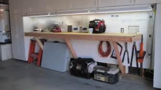 diy garage work bench adventures in diy garage workbench