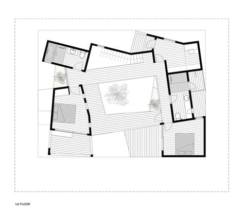 prototype a14s first floor plan prototype house in japan javier mariscal lara p 233 rez