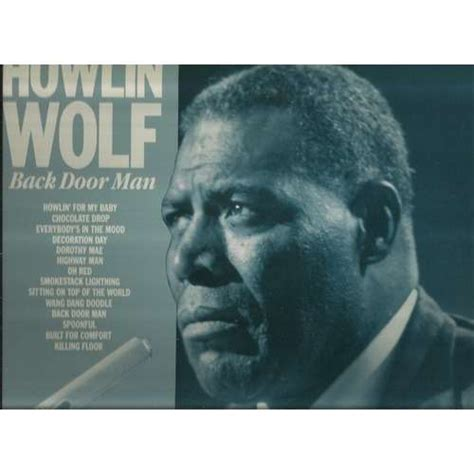 Back Door Howlin Wolf by Back Door By Howlin Wolf Lp With Rockinronnie Ref