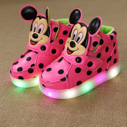 Shoes Mickey Led aliexpress buy quality children shoes 2016 mickey