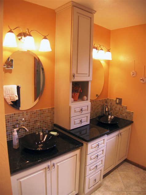 bathroom remodeling bradenton bathroom remodel twin sinks bradenton master bath