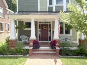 home plans with front porch