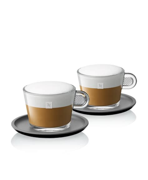 cappuccino cups glass cappuccino cup set