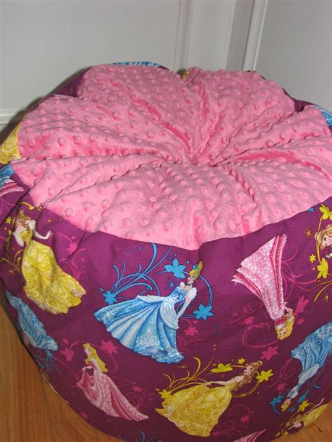 disney princess bean bag chair for ages 8 to babies