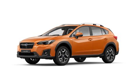 orange subaru all new subaru shown at geneva chasing cars