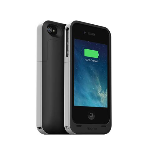 Iphone Air mophie juice pack air lightweight battery for apple iphone 4s 4 2000mah ebay