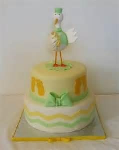 gender neutral baby shower cake cake by bocadulce