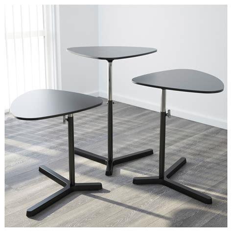 Svart 197 Sen Laptop Stand Black 60x50 Cm Ikea Laptop Desk Stand Ikea