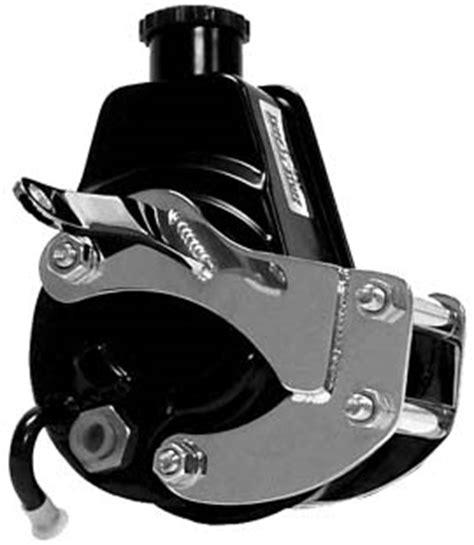 tuff stuff 6504a chrome chevy small block power steering