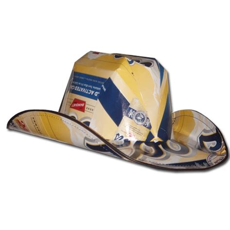 busch light hat amazon coors original traditional cowboy hat free shipping