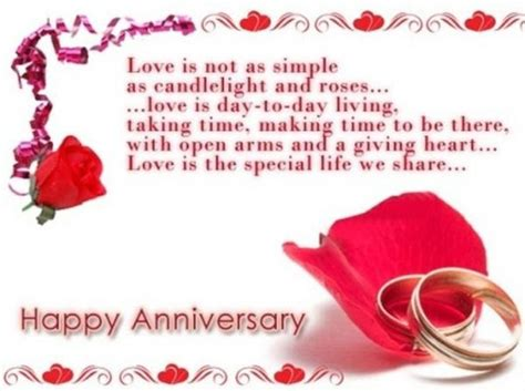 Simple Wedding Anniversary Quotes For by Wedding Anniversary Quotes Best Sayings Simple
