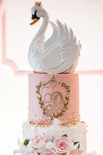 Pretty Pink Swan Birthday Party   Pretty My Party   Party
