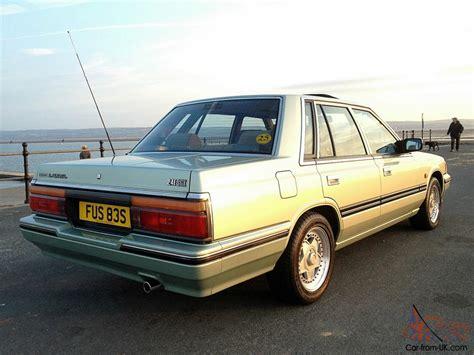 1988 nissan datsun laurel sgx 2 4 manual green 35 000
