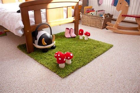 playroom rugs ikea ikea hacks woodland inspired rug kids playroom idea
