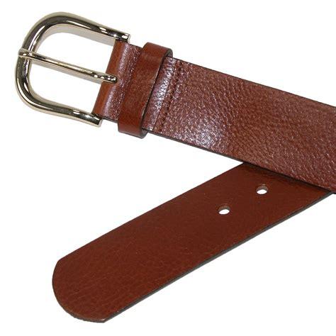 womens italian leather bridle belt by belt shak casual