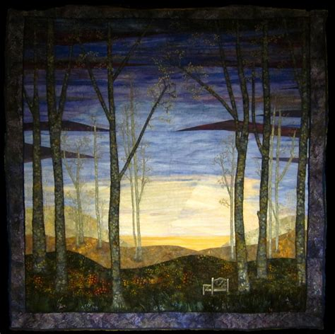landscape quilts wilds fabrications