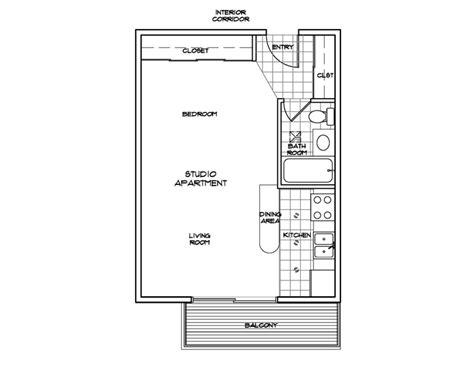 studio plan studio apartment floor plans