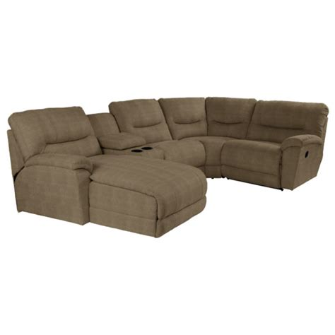 Lazboy Sectional by La Z Boy 720 Dawson Sectional Discount Furniture At Hickory Park Furniture Galleries