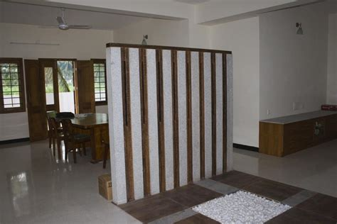 partition room living room partition dining room gharexpert