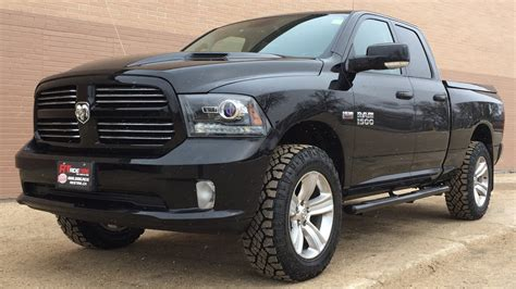 2013 dodge ram sport review lifted 2013 ram 1500 sport 4wd leather sunroof sport