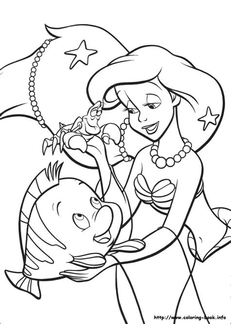 The Little Mermaid Coloring Pages Princess Coloring Princess Mermaid Coloring Page Free Coloring Pages