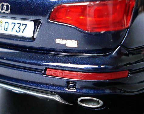 Audi Q7 V12 Tdi Technische Daten by Audi Q7 V12 Tdi Mugelloblau Perleffekt Werbemodell