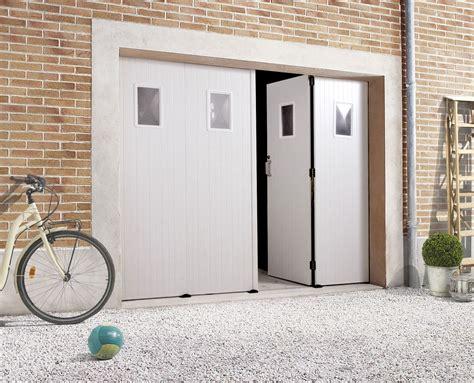 porte garage prix prix d une porte de garage en pvc 2018 travaux