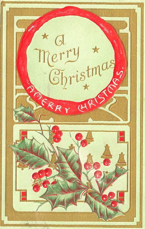 printable christmas vintage antique images free printable christmas label vintage