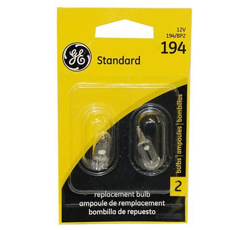 194 light bulb wattage ge 194 4w 12v t3 25 miniature automotive light bulb 2