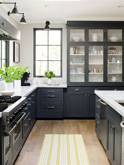 black white kitchen ideas best 25 black white kitchens ideas on