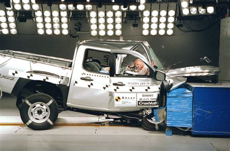 accident recorder 2008 ford e350 transmission mazda bt 50 2007 2011 crash test results ancap