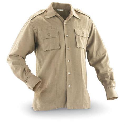 Nuzila Syari Khaki By Amily 2 new italian wool shirts khaki 167510 shirts