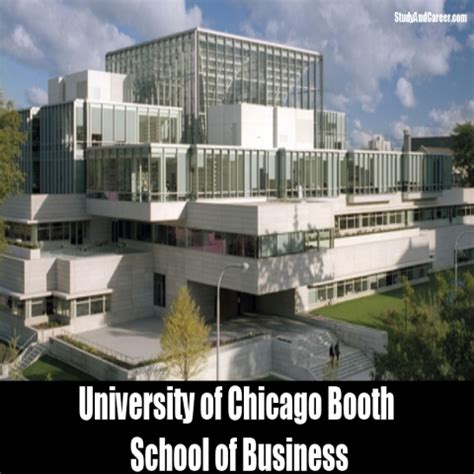 U Of Chicago Dean Of Mba School by Top 10 Management Colleges In World Diy Study And Career