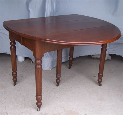 Walnut Kitchen Table by Bargain S Antiques 187 Archive Antique Walnut Drop
