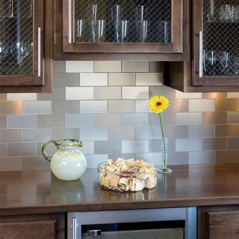 17 best ideas about self adhesive backsplash on