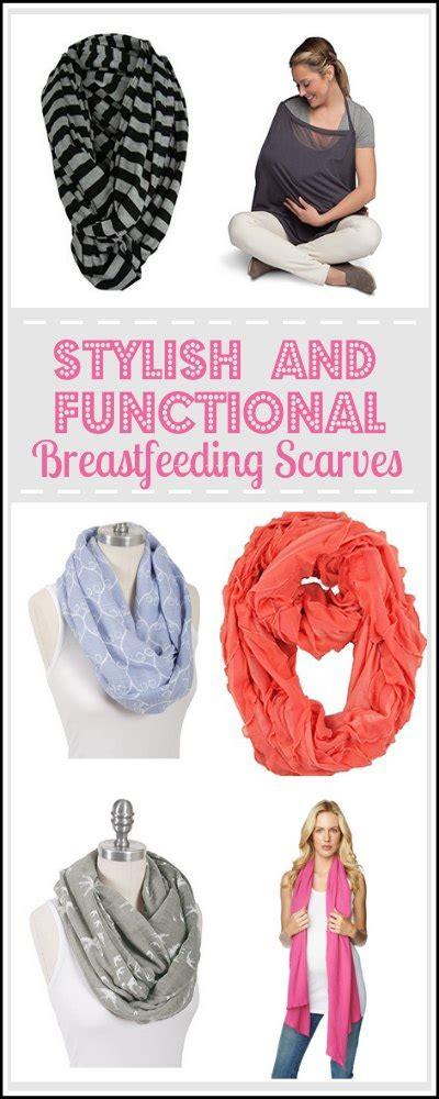 Infinity Scarf For Breastfeeding Nursing Cover Scarf Nursing Cover Nordic Infinity Scarf Baby