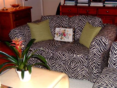 zebra couch cover zebra sofa slipcover hereo sofa
