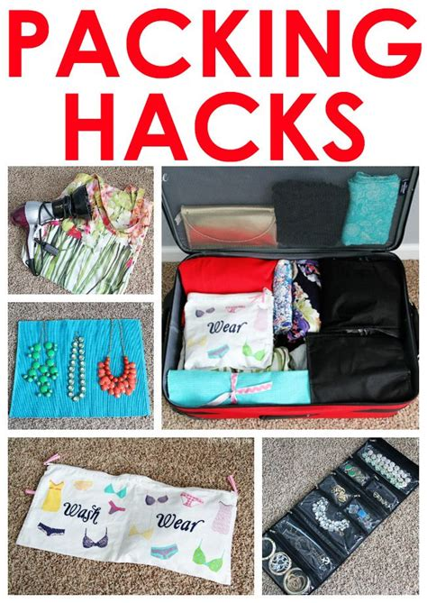 packing hacks 12 best images about travel on trips packing
