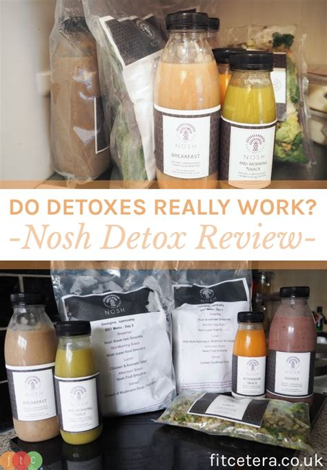 Nosh Detox Review by Do Detoxes Really Work Nosh Detox Review Fitcetera