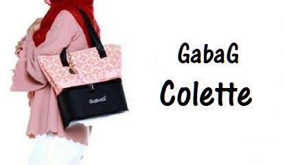 Gabag Cooler Bag Tas Pendingin Asi Ibu Menyusui Mutiara gabag colette cooler bag tas asi dua kompartemen