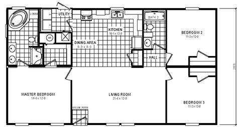28x48 floor plans 24 x 60 house plans