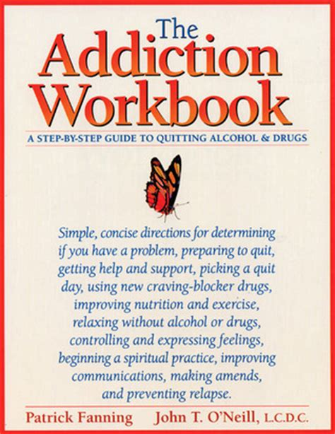 the family addiction guidebook books the addiction workbook a step by step guide for quitting