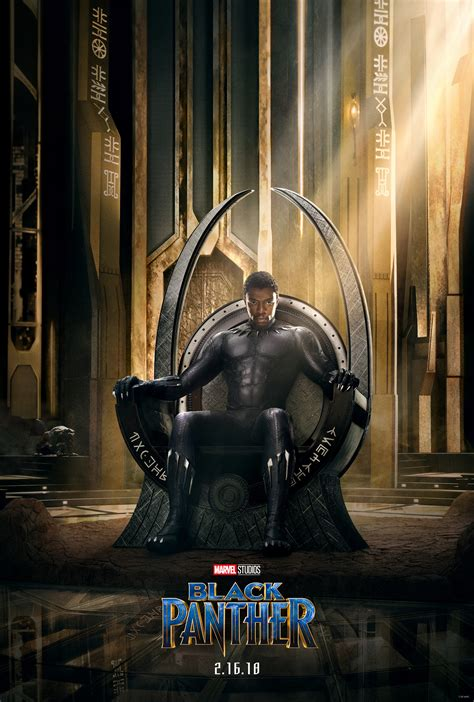and the panther trailer a ralphecoyote black panther poster and plot synopsis revealed teaser