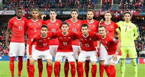 serbie suisse les 233 quipes officielles