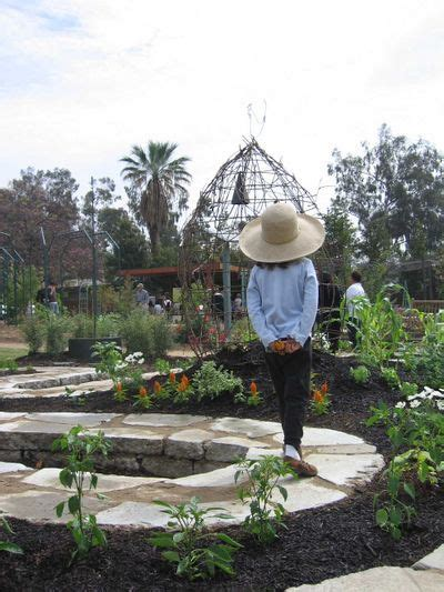 amazing labyrinth planted with vegetable garden can t