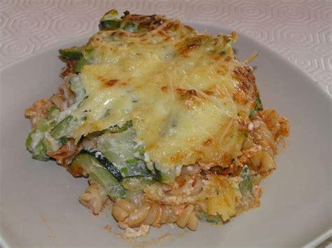 cuisiner aubergine facile gratin de courgettes aux p 226 tes et 224 la mascarpone